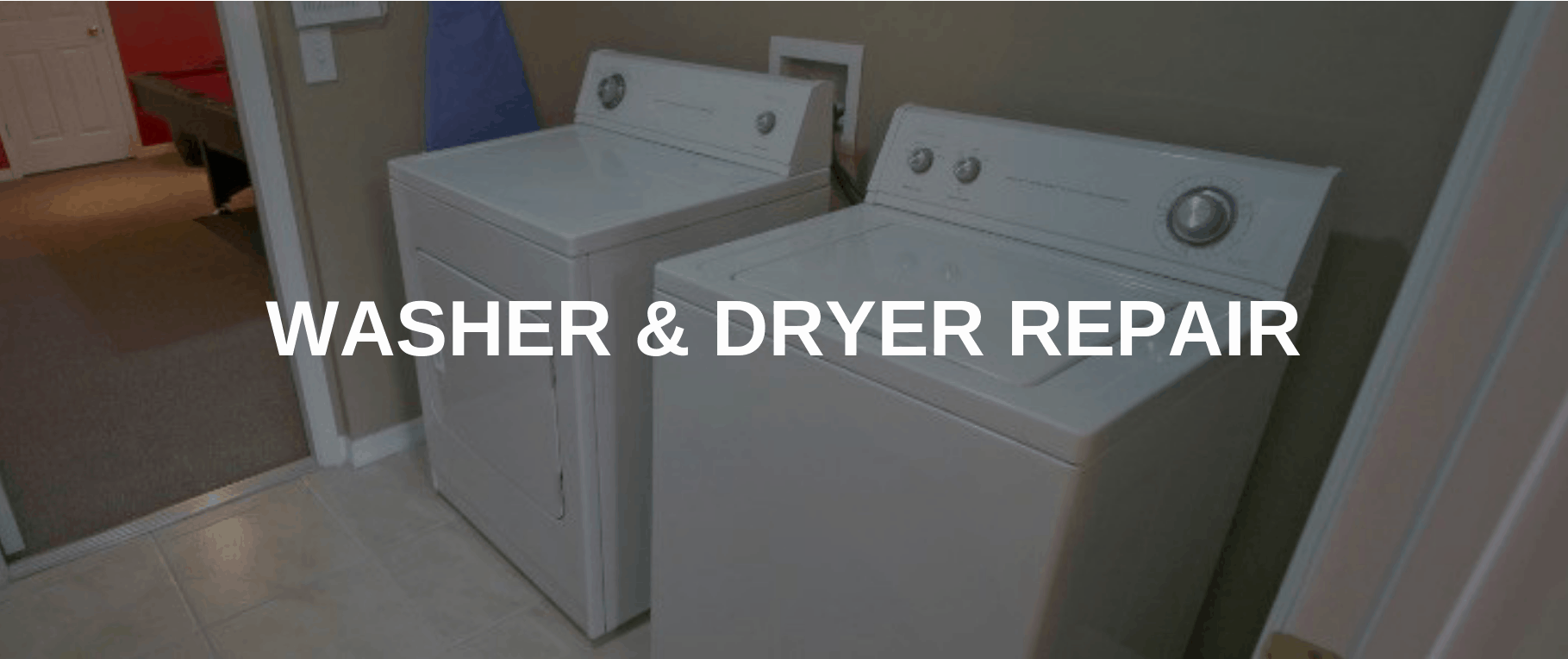 washing machine repair toms river